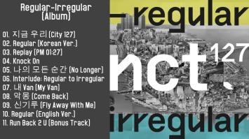 regularirregularnct127tracklist